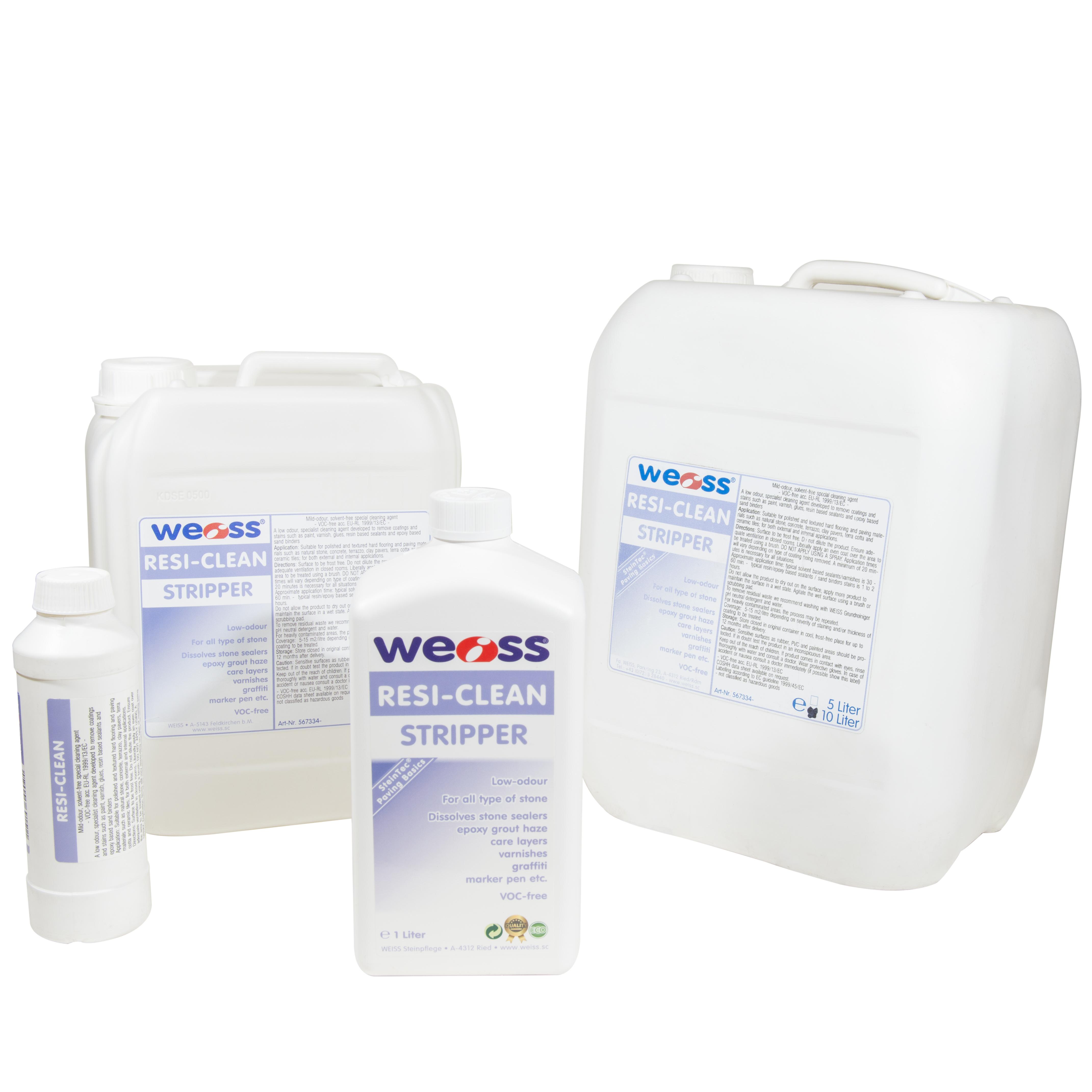 Weiss clean